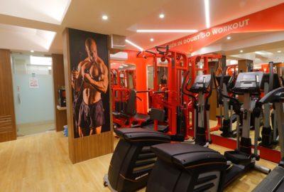 Gym Station8