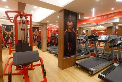 Gym Station2