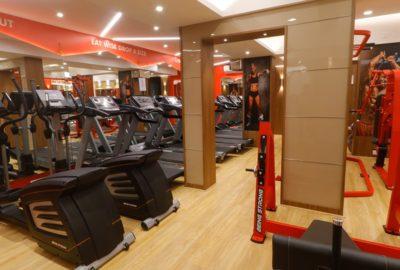 Gym Station3