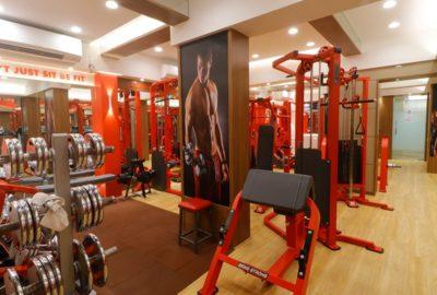 Gym Station4