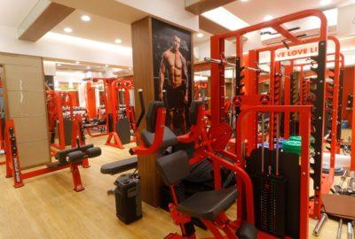 Gym Station10